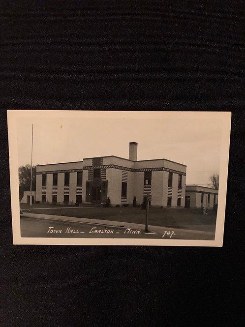 Carlton Minnesota - Town Hall