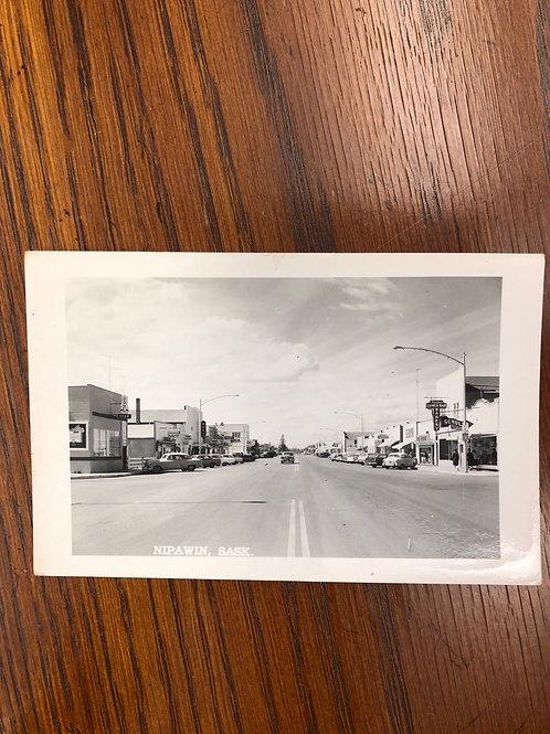Nipawin, SASK- Main Street