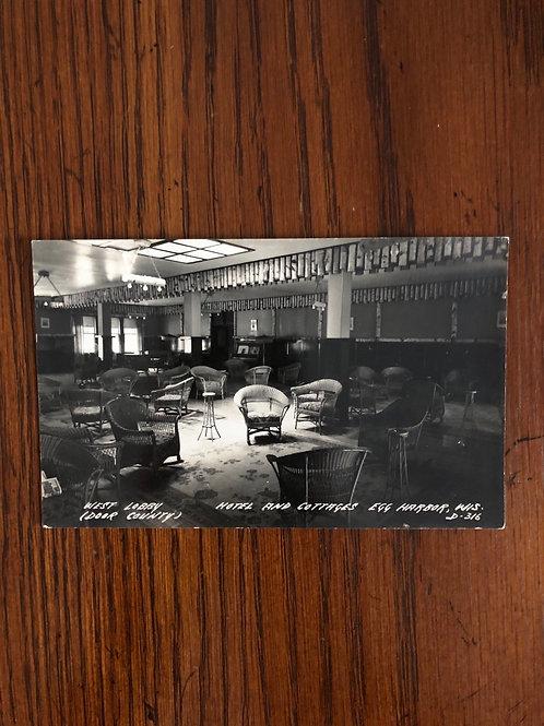 Egg harbor , Wisconsin - Hotel & cottages interior