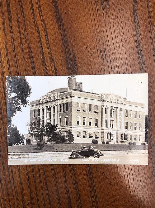 Falls city , Nebraska - Richardson County Court house