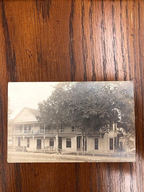 Harrison, Arkansas - Connerly Hotel 1912