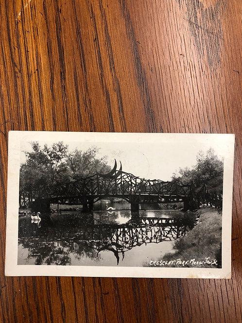 Moosejaw, SASK- Crescent park 1953