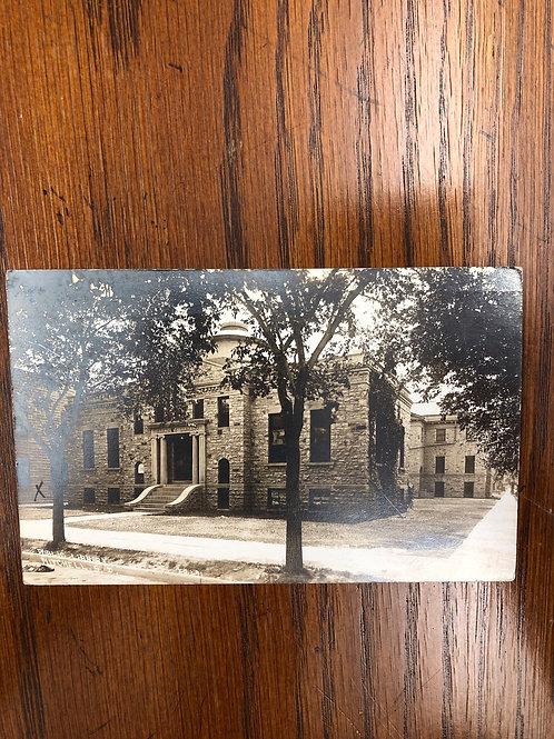 Mitchell,South Dakota - Public library 1919