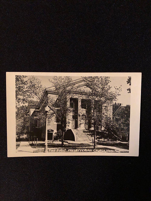 Havre Montana - First Presbyterian Church