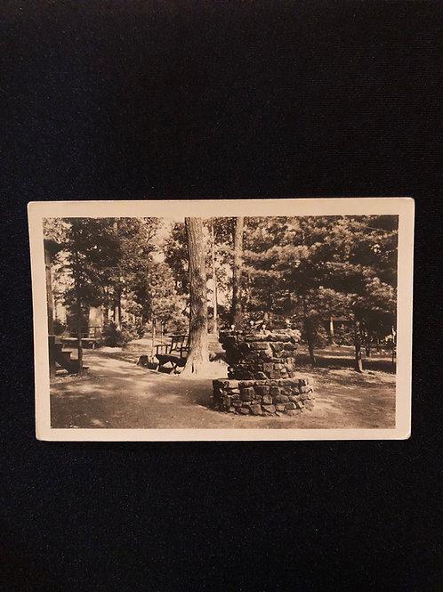 Spruce Creek Pennsylvania - Camp Kanesatake fountain