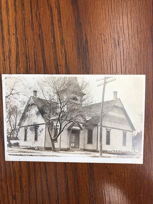 Edgar, Nebraska - Methodist Church 1919