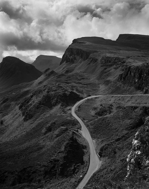 Three night threeday large format landscape photography workshop on Skye