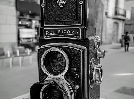 ROLLEICORD VA TYPE 1, REVIEW.