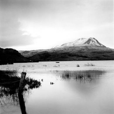 Rowing Boat. Scotland