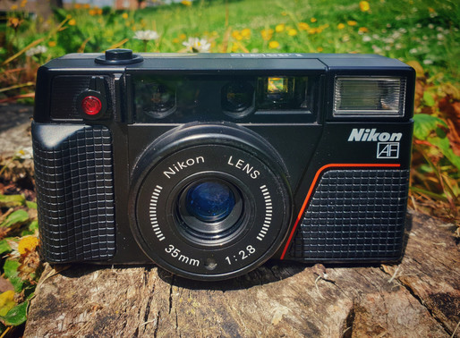The Nikon Compact L35 Af2 Review...You can't go wrong!
