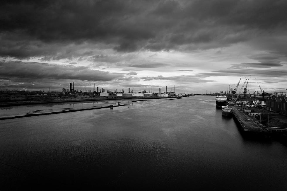 Teesport Docks