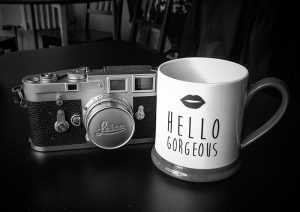 THE LEICA M3 RANGEFINDER CAMERA. REVIEW.
