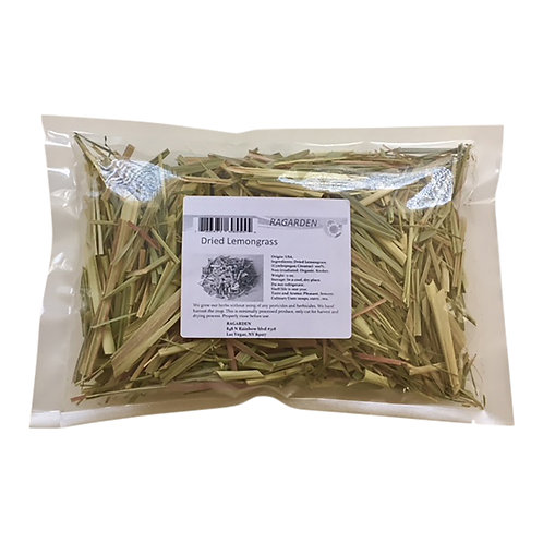 Lemongrass, Dried Herb