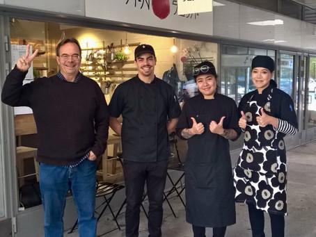 Uusia ravintoloita Helsingissä – Min sushi
