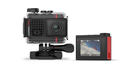 Virb Ultra 30 with Powered Mount