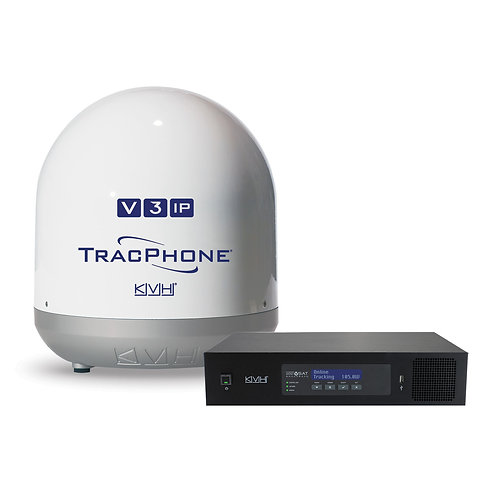 KVH TracPhone v3-IP