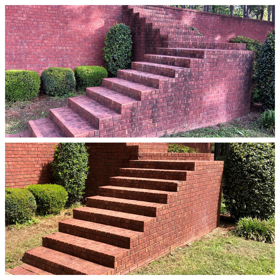 Brick Cleaning Jeffersonville, GA
