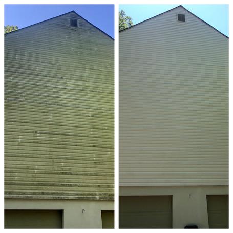 House Wash In Macon, GA