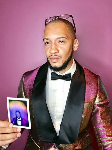 Best Man for Vince Camuto Illumiare New product launch, and Aura Photography for the guests