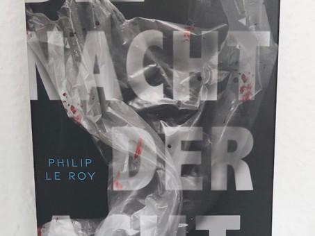 Die Nacht der Acht - Philip le Roy