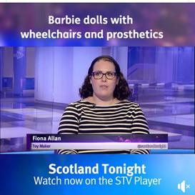 STV Scotland Tonight Appearence