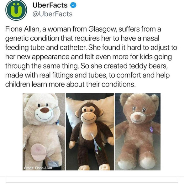 UberFacts Article Share