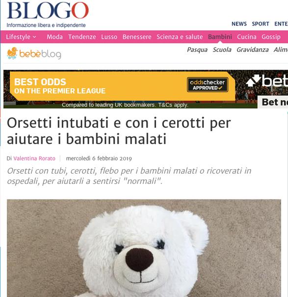 Bebeblog (Itlay)