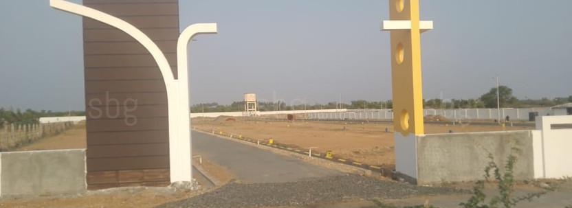 Villa Project Entrance