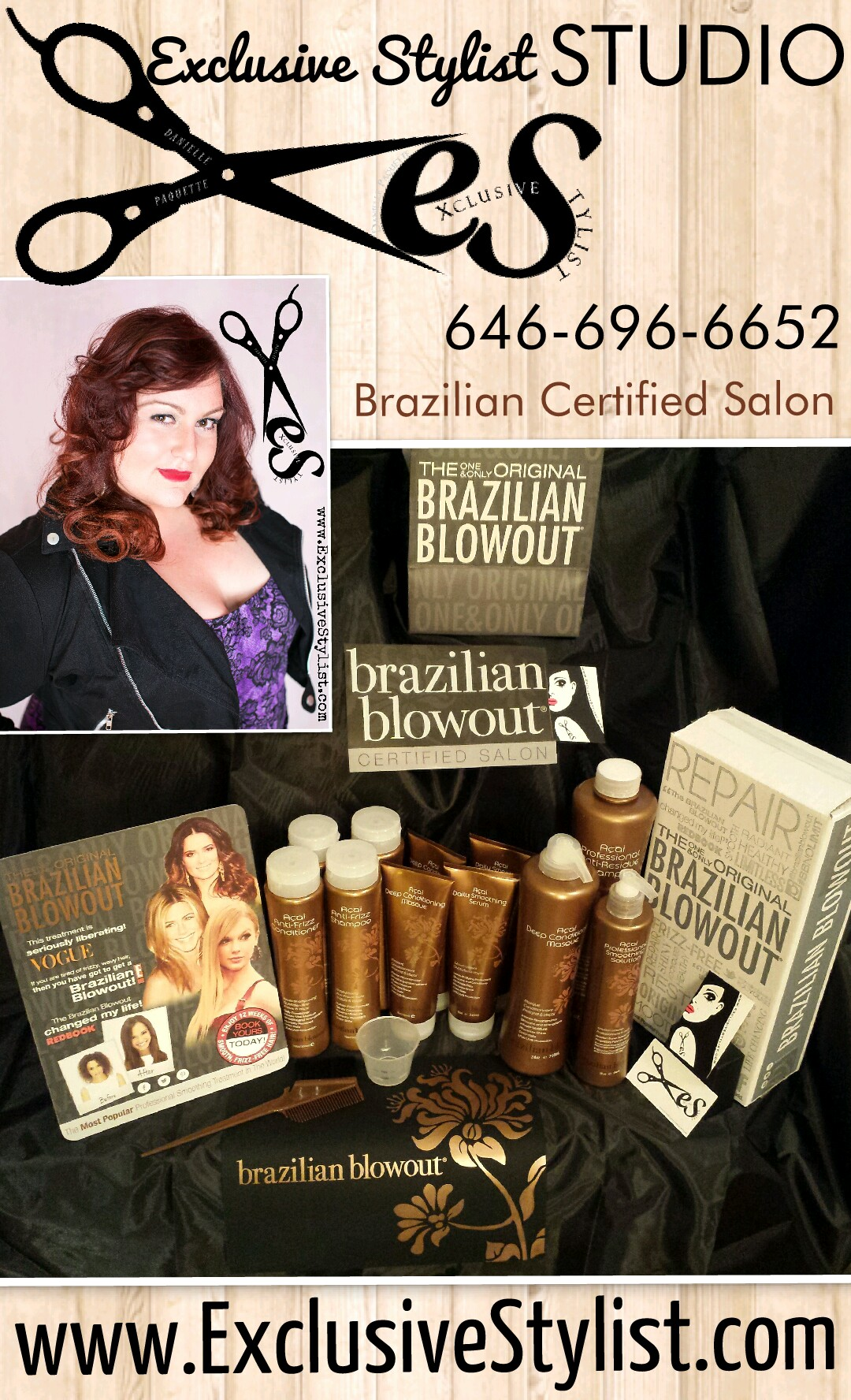 My Brides Love Brazilian Blowout!