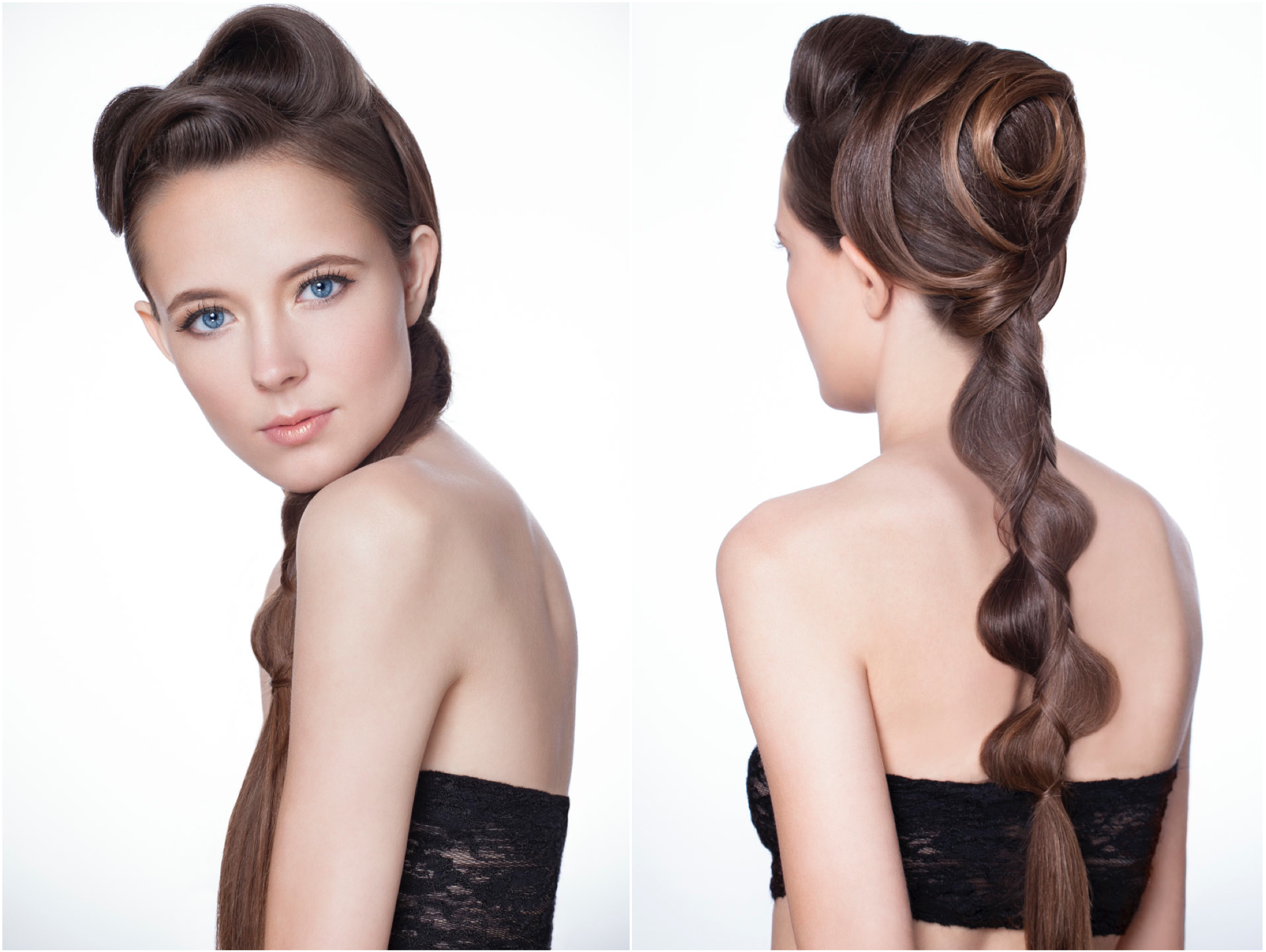 Model Margaryta Midenko