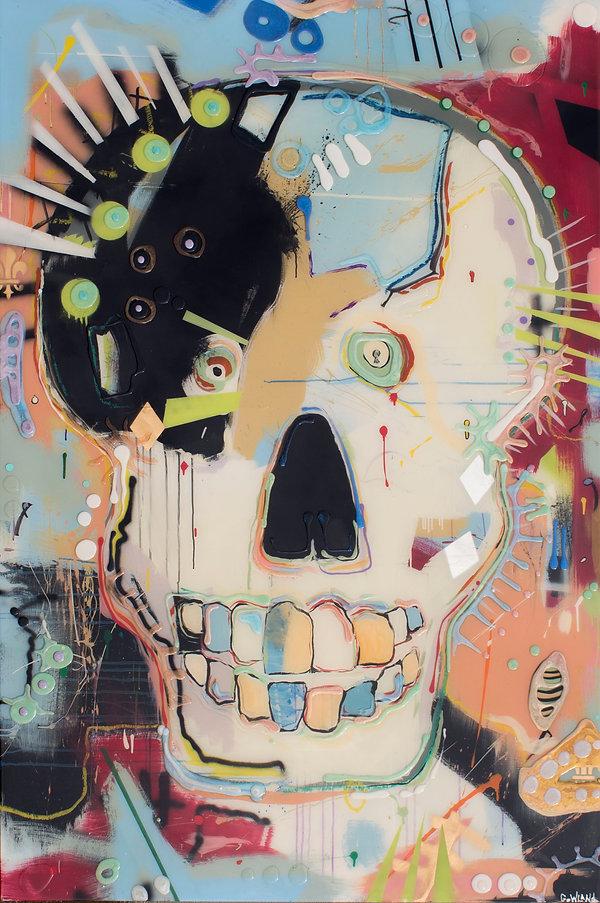 Skull 2 of 10  48 x 72_.jpg