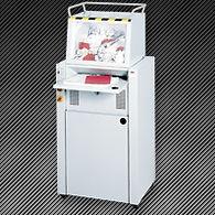 Destructeur de documents forte capacité Ideal 4605