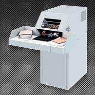 Destructeur de documents forte capacité Ideal 4107