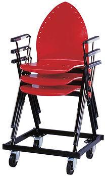 Support de siège