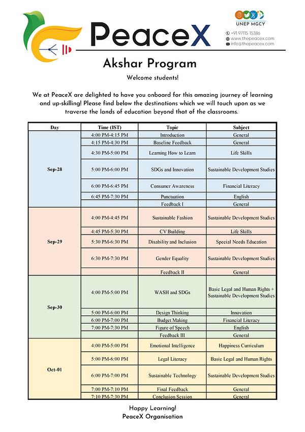 Timetable  Akshar.png