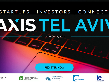 Investment event AXIS - Tel Aviv-2021