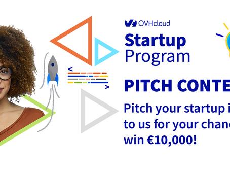 Startup Program Pitch Contest 2021