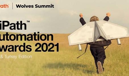 UiPath Automation Awards 2021