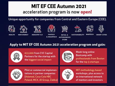 MIT Enterprise Forum CEE Autumn 2021 edition is live!