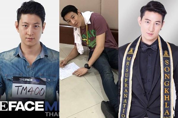 หมู-ลูกเกด-พีช THE FACE MEN ตาไม่ถึง!!! ปริญ ตัวเต็ง Mister Supranational Thailand 2017 cr.postjung