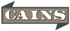 Cains word logo.png