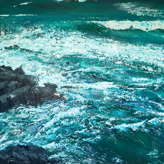 Polzeath Waves (2018)