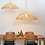 Thumbnail: Handmade Natural Rattan Village Lamp Light best for interior design