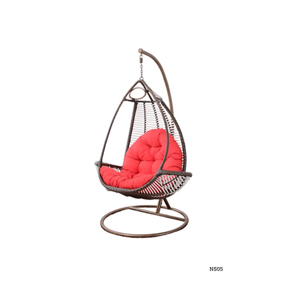 Handmade Rattan Hanging Swing Chair-NS05