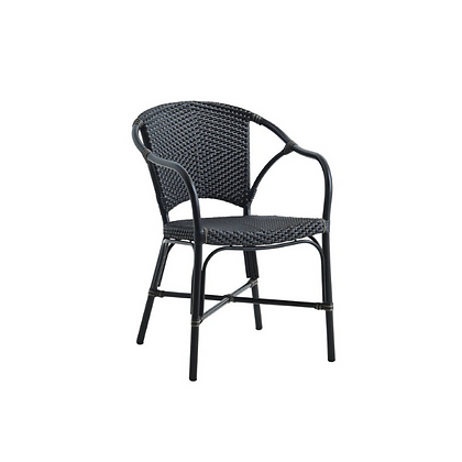 Handmade Wicker Bertie Arm Chair