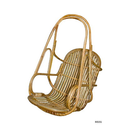 Handmade Rattan Rocking Chair For Balcony, Bedroom - NS151