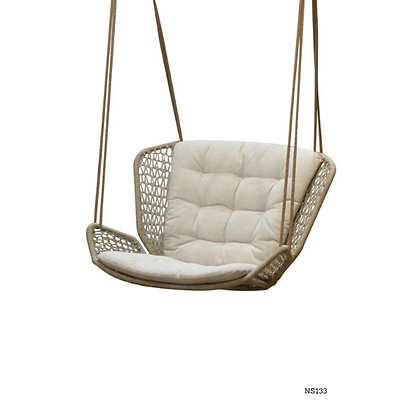 Handmade Natural Rattan Hanging Swing Chair - NS133