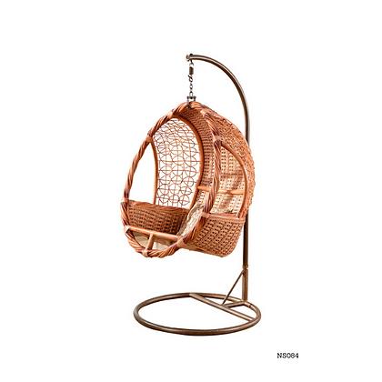 Handmade Rattan Rocking Swing Chair - NS84
