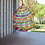 Thumbnail: Handmade Rainbow Ababil Swing for Home and Garden, Prime Design