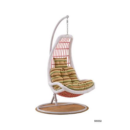 Handmade Modern Rattan Rocking Swing Chair - NS52